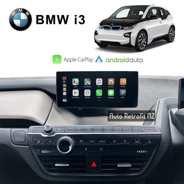 Auto Retrofit - Bmw I3 Carplay &Amp;Amp; Android Auto Retrofit Kit (Wireless)
