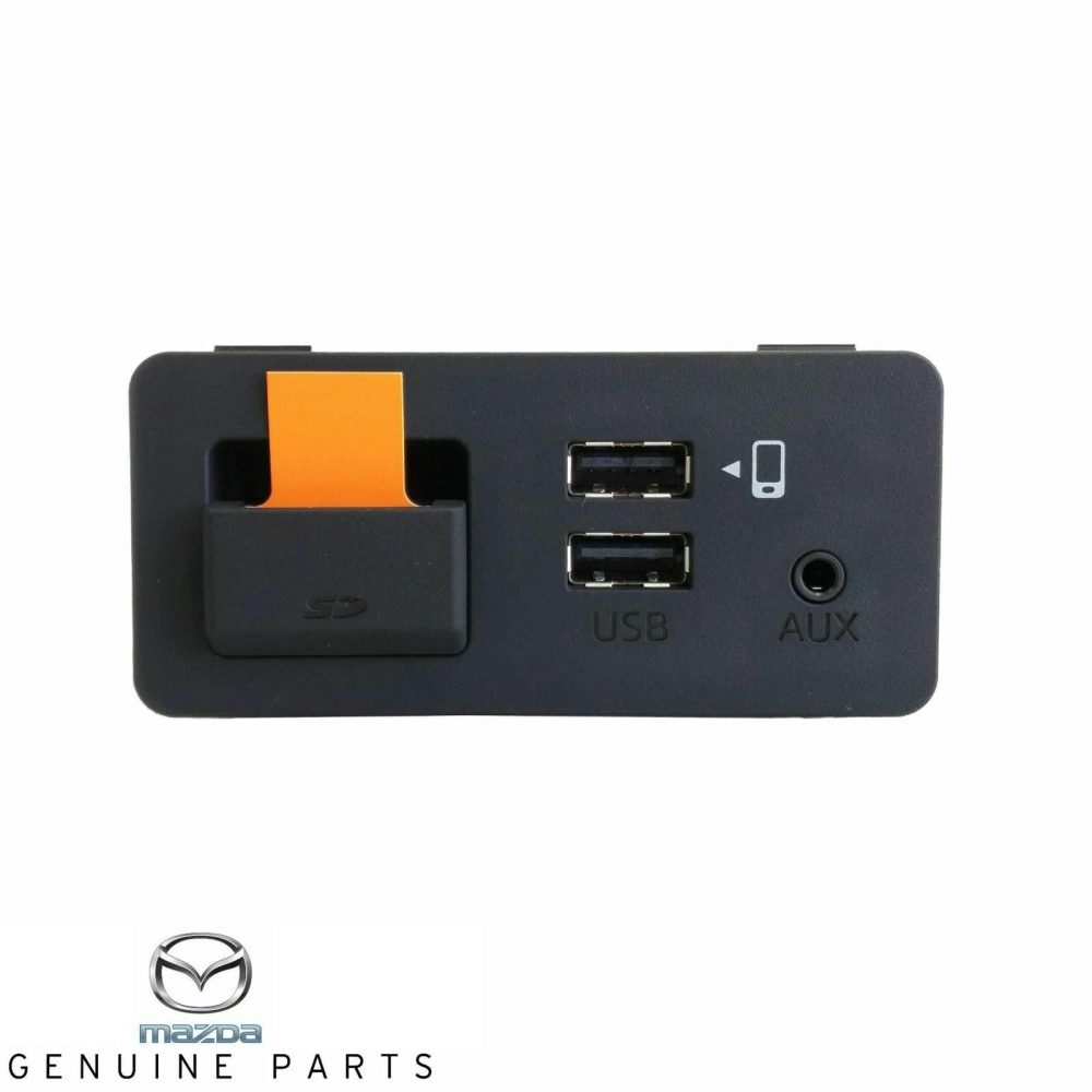 Auto Retrofit - Oem Mazda Apple Carplay Android Auto Retrofit Kit