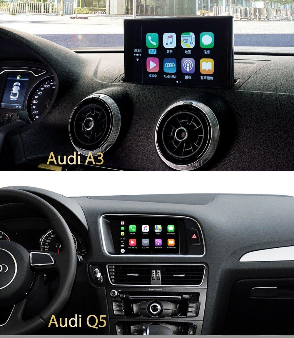 Auto Retrofit - Audi Symphony &Amp; Concert Apple Carplay &Amp; Android Auto Oem Integration Kit (Wireless)