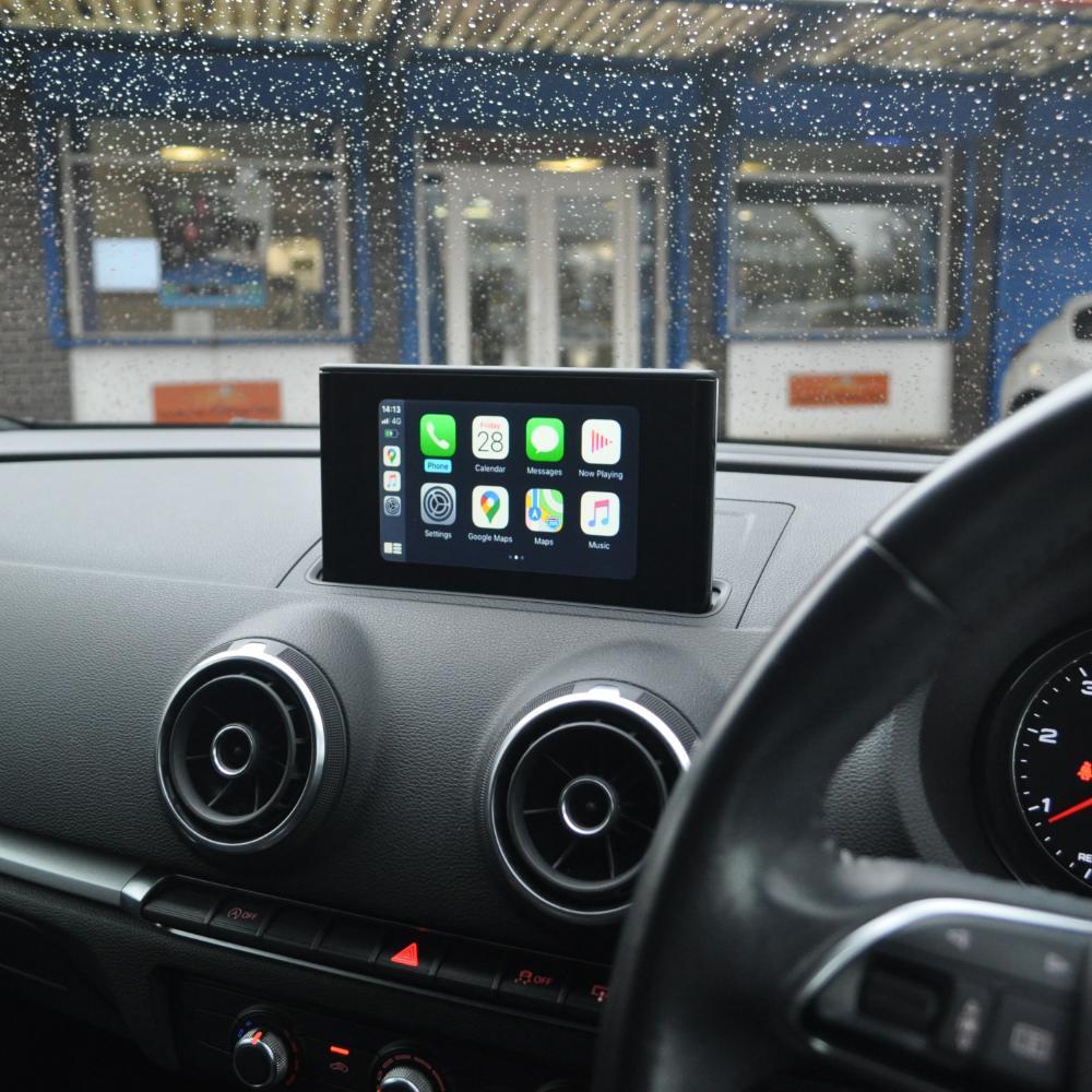 Audi A3 8V Apple Carpaly