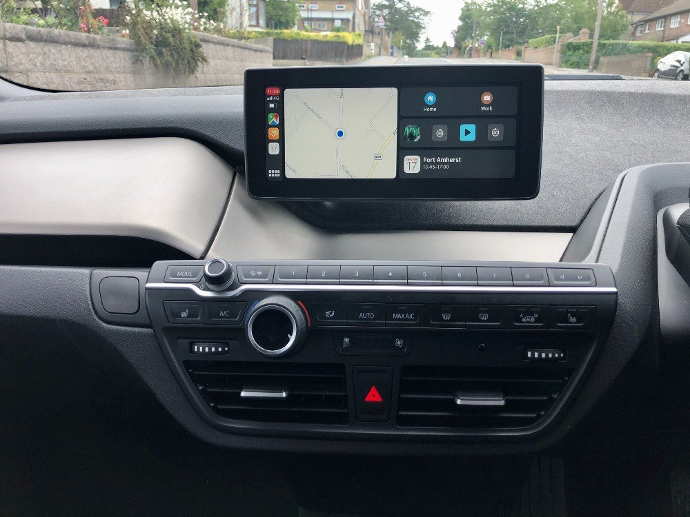 Auto Retrofit - Enable Carplay And Android Auto For Bmw I3