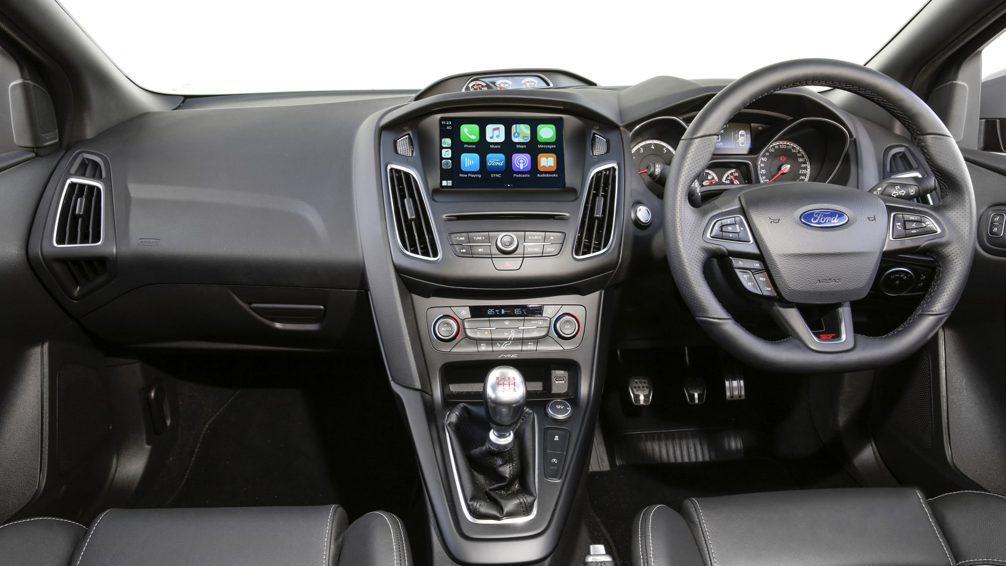 Auto Retrofit - Ford Myford Touch Sync2 System Apple Carplay &Amp; Android Auto Integration