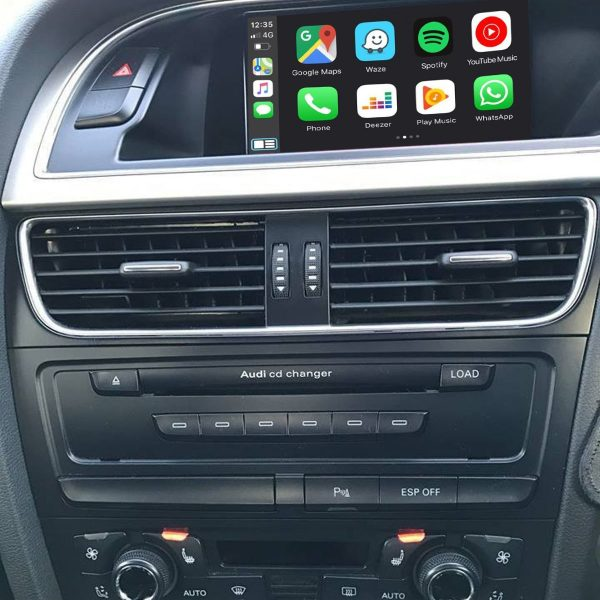 Auto Retrofit - Audi Mmi 2G High Apple Carplay &Amp; Android Auto Kit
