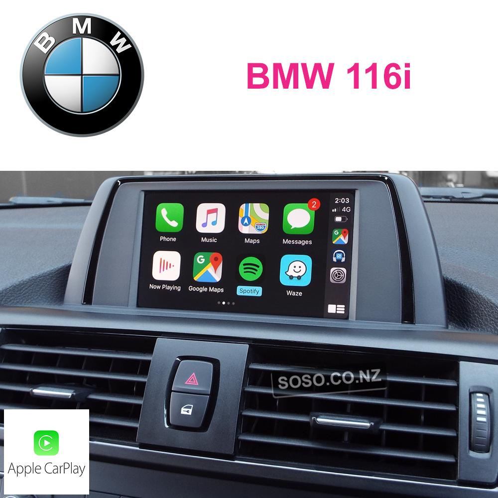 Auto Retrofit - Bmw 116I Carplay Upgrade