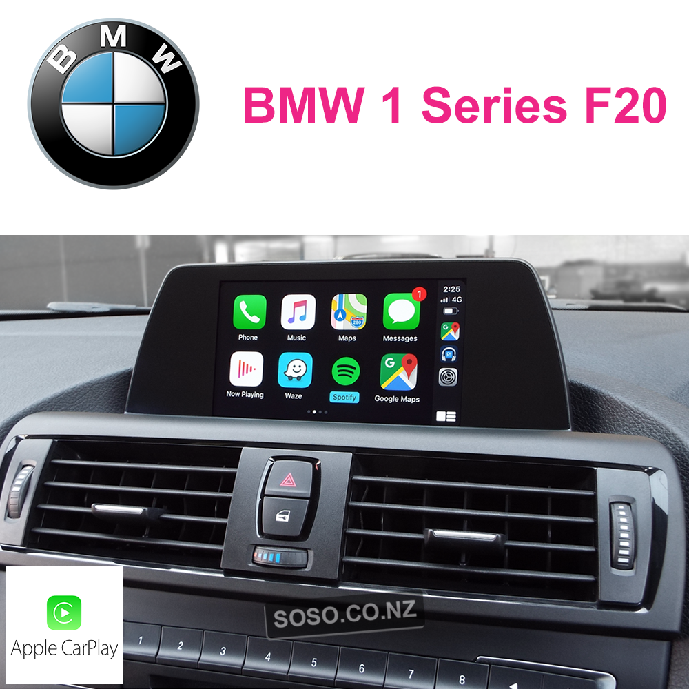 Auto Retrofit - Bmw 1 Series F20 Carplay Upgrade