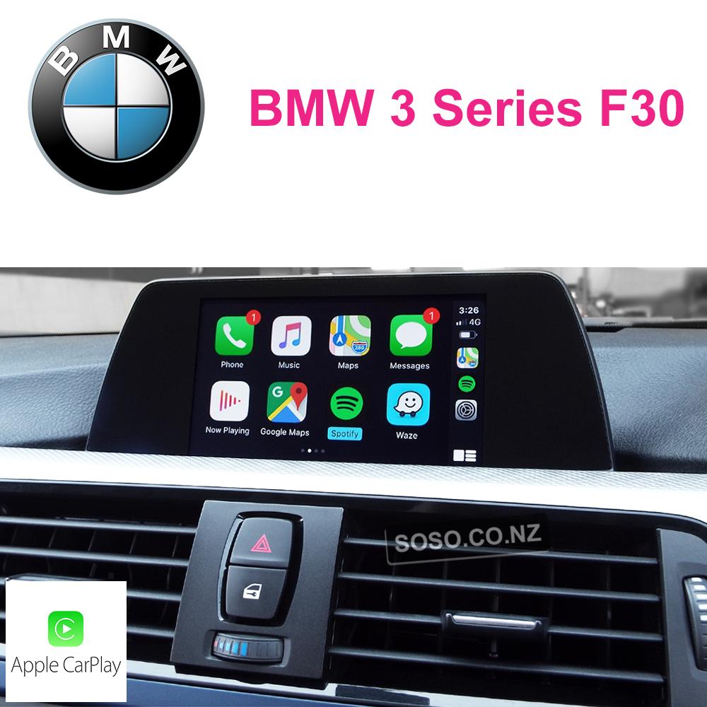 Auto Retrofit - Bmw 3 Series F30 Carplay Upgrade
