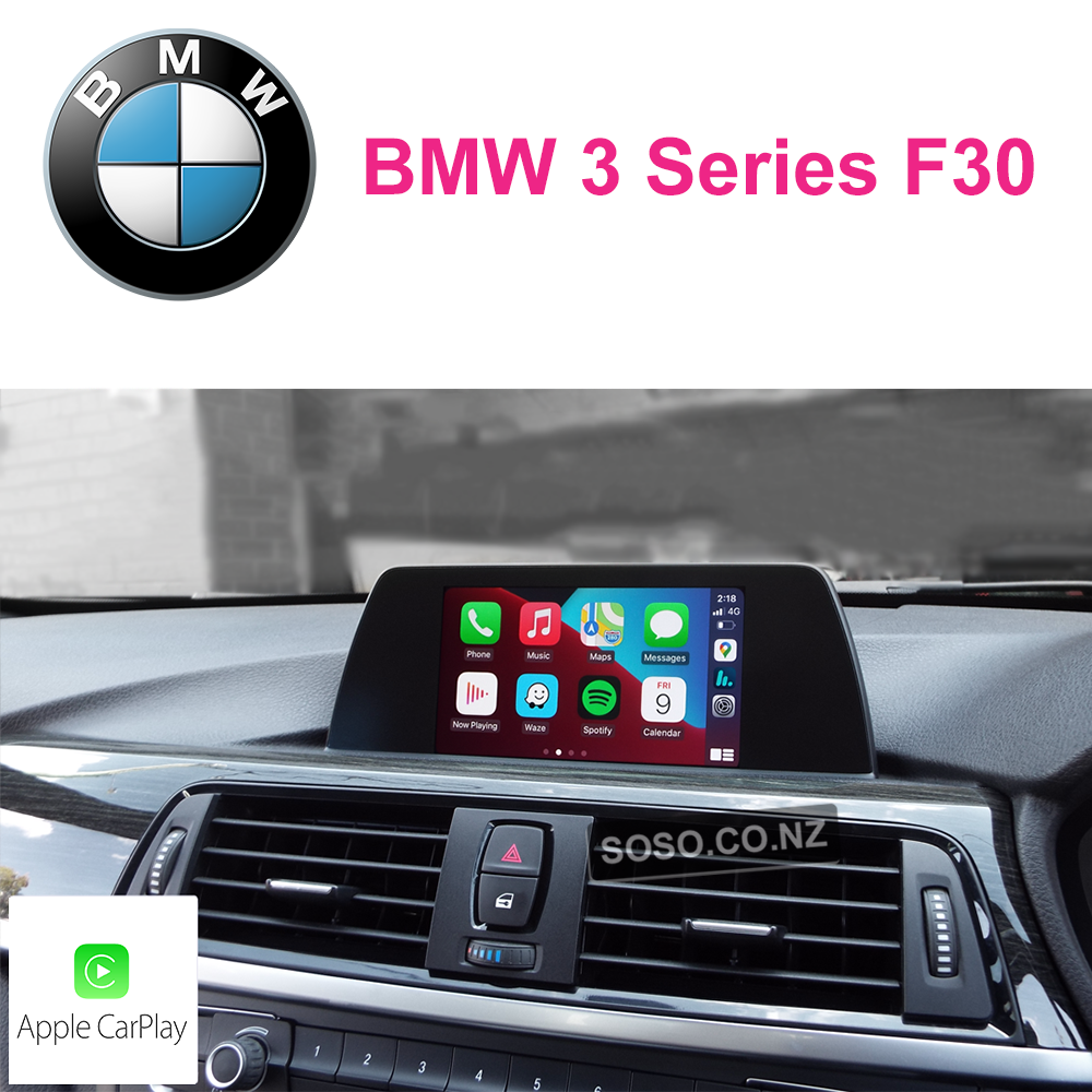 Auto Retrofit - Bmw 3 Series F30 Carplay Upgrade