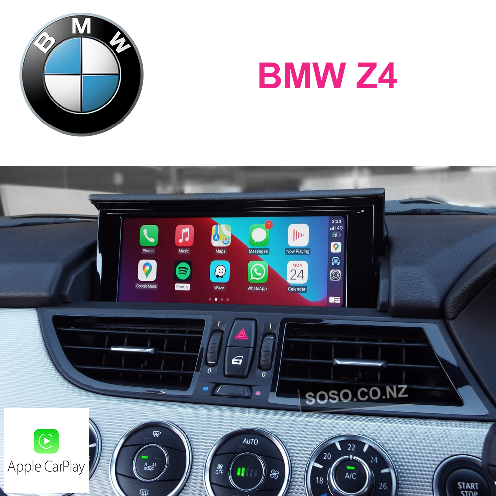 Auto Retrofit - Bmw Z4 Carplay Upgrade