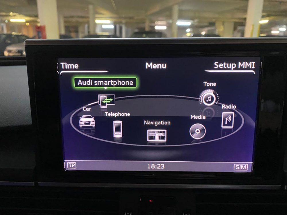Auto Retrofit - Audi Mib2 Apple Carplay &Amp; Android Auto Usb Activation